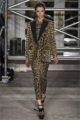 MOSCHINO CHEAP AND CHIC FW2013-14