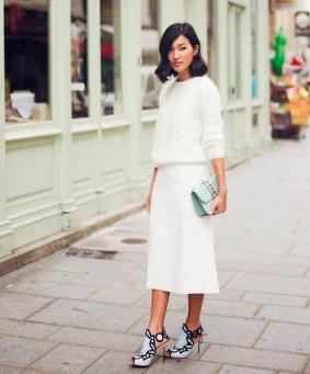 Choisir le blanc comme toile de fond afin de mettre l'accent sur des accessoires singuliers.