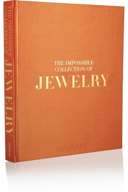THE IMPOSSIBLE COLLECTION OF JEWELRY de Vivienne Becker, ASSOULINE www.net-a-porter.com