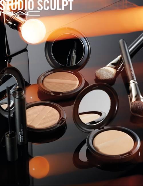 MAC-Studio Sculpt Fall 2014 Makeup-Collection