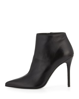 STUART WEITZMAN -HiTimes Leather Ankle Boot