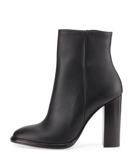VINCE (Overton)-Leather Bootie