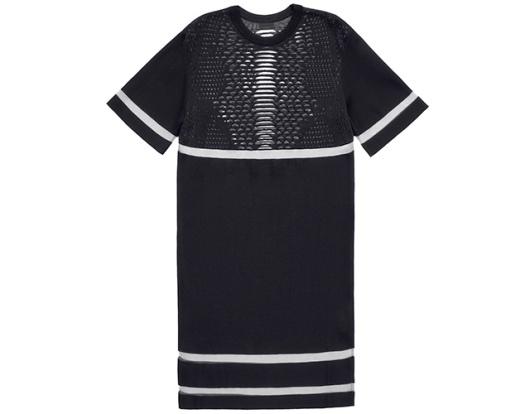 Alexander Wang pour H&M -Robe Athlétique à Bandes Contrastantes $149