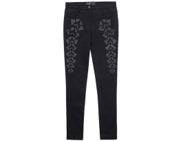 Alexander Wang pour H&M- Pantalon Coupe Régulière à Motifs $99