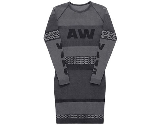 Alexander Wang pour H&M- Robe Body Fit $99 $