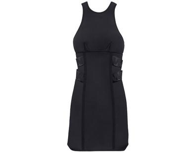 Alexander Wang pour H&M- Robe Noire Sans Manche Néoprène $79,95