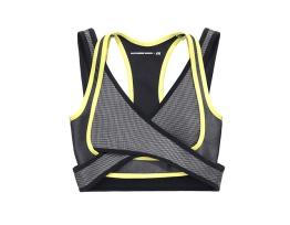 Alexander Wang pour H&M- Soutien-Gorge Sport Entrecroisé $39,95