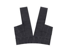 Alexander Wang pour H&M- Soutien-Gorge Sport Noir Estampillé $39,95