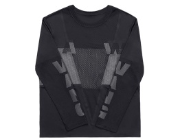 Alexander Wang pour H&M-Sweat Coupe Tee $49,95