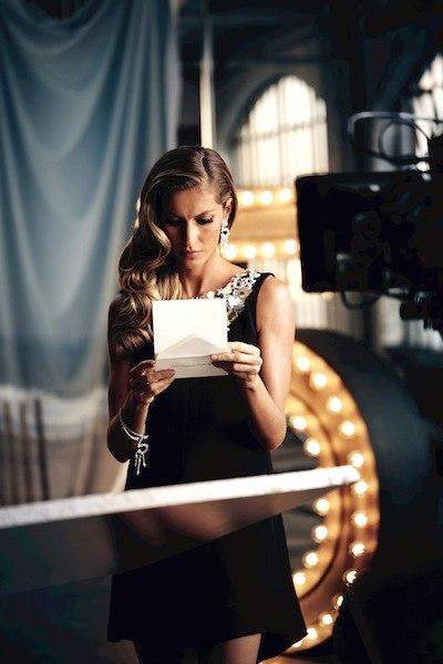 Nouvelle campagne Chanel No.5 Gisele Bundchen automne 2014