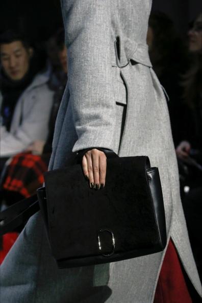 Tendance sac à main de l'automne hiver 2015-16: Le sac à main minimaliste/Le sac à main cartable