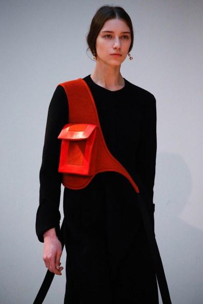 Tendance sac à main de l'automne hiver 2015-16/ Le sac à main minimaliste/ Pochette d'épaule